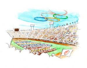 TOKYOU 2020 オリンピック開幕 🏓卓球混合ダブルス 初戦突破👏👏