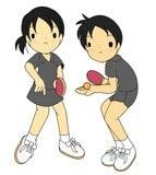 TOUKYOU2020オリンピック 🏓卓球混合ダブルス 最高!!金メダル🏅