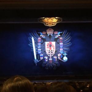 月組『エリザベート』観劇!やっぱり宝塚は舞台が1番素敵なのです