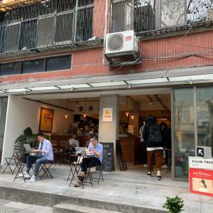 台湾一のオシャレエリア「富錦街」のおすすめカフェレストラン