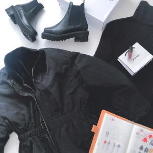 買い物リストに助けられ、秋後半〜冬のアイテムを買った【私服の制服化】