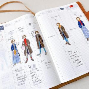 秋と冬をいったり来たり、11/25-12/1の着た服メモ