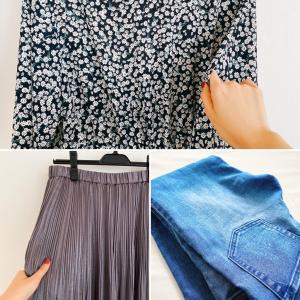 着る頻度が上がった服、下がった服。