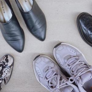 【後編】秋前半の靴はこの4足で。
