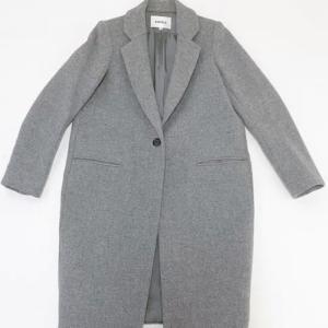 このコートを6年着たいと思って買ったけど【1日1手放し】