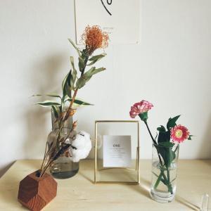 植物を枯れさせる人間も…切り花なら飾れる。