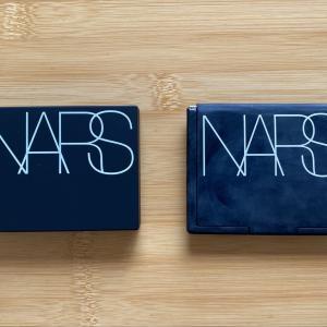NARSのプレストパウダーはやっぱりズッ友。全く同じものを買い換え。
