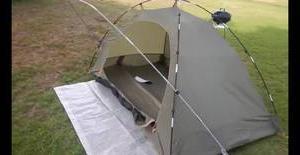 ツーリングドームST 買ったぜ!!  そして初テント泊~