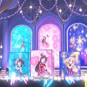 【デレステ】ボイスアイドルオーディションで上位だった3人がボイスデビュー!「Brand new!」【LIVE Groove Visual burst】