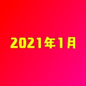 【空想書斎の3年目】若いと言えるのもギリギリここまでだな…【2021年1月】