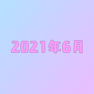 【空想書斎の3年目】とりあえず慌ただしい日々【2021年6月】