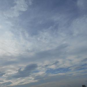 7月11日の空