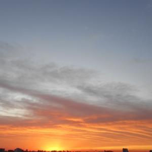 12月25日の空