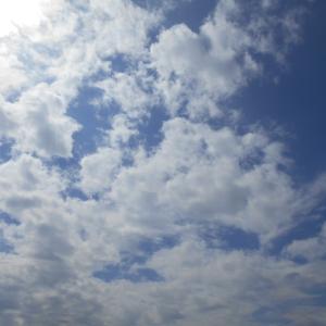 9月10日の空