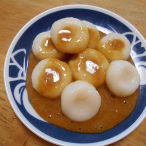 白玉団子(介護食)