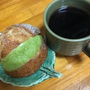 いただきもののパン