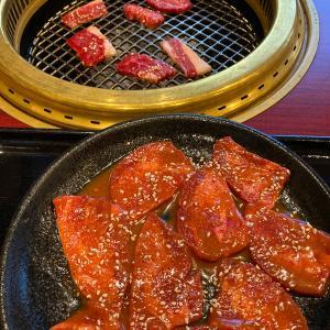 焼肉Dining 景福苑さんでひさびさの外食