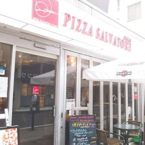 PIZZA SALVATORE CUOMOでランチ☆ワイズテーブルコーポレーション優待利用です♪