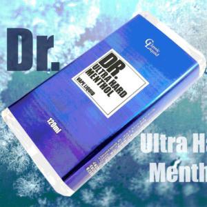 Classic リキッド Dr.ウルトラハードメンソール by KOBE LIZ【リキッド】レビュー