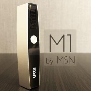 M1 by MSN(Myshinetech)【iQOS互換機】レビュー