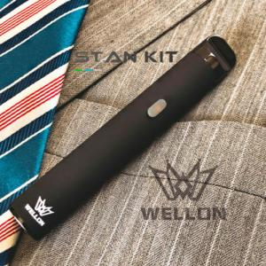STAN KIT by WELLON【スターターキット】レビュー