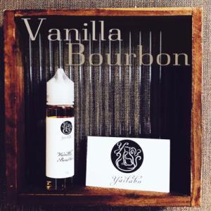Vanilla Bourbon by Yailabo【リキッド】レビュー