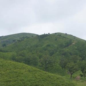 9月12日、深入山登山