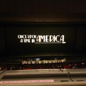 「ONCE UPON A TIME IN AMERICA」感想