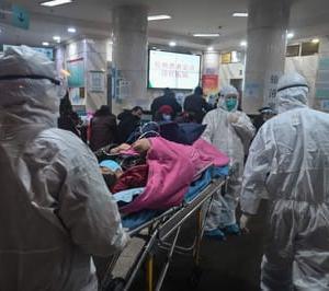 バイオハザード日本雛型論!?武漢市閉鎖で軍・警察動員/~現場の医療関係者によると「医師らの推定で10万人が感染している!?