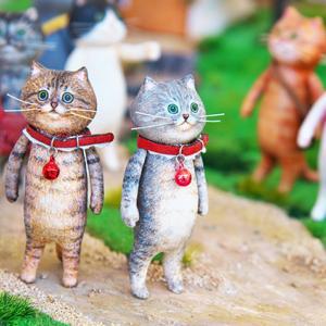 ドヤ猫たち