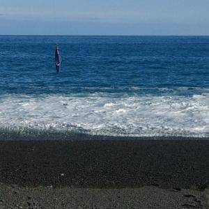 七里御浜 浜が戻らない