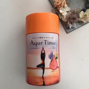 バスクリンの、バスクリン アーユルタイム ラベンダー&イランイランの香りのを使って...