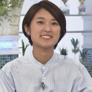 NHK女子アナ ファッション ギャラリー 2019