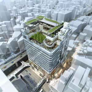 渋谷駅西口に開業した「東急プラザ渋谷」の人気スポットはここだ!