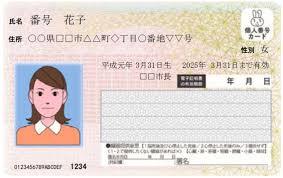 マイナンバーカード申請書ID(半角数字23桁)紛失したときの方法