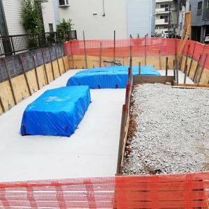 睦和建築設計・基礎捨コン打設HousingTokyo:mutsuwa/foundation