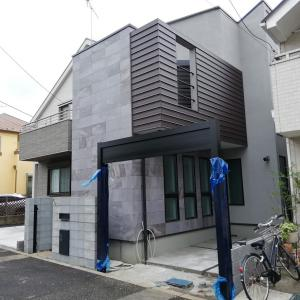 Tatsumi planning 外構完成/Housing Japan:exterior2