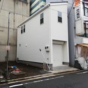 三井ハウス 商店街 完成HousingJapan:mitsui house-completed