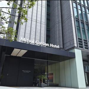 三井ガーデンホテル 銀座プレミア 宿泊レポート