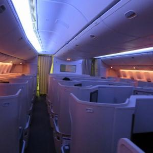 キャセイパシフィック航空【ビジネスクラス】CX580便 香港✈️新千歳 搭乗記