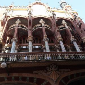 【モデルニスモ】バルセロナの建築物を巡る3