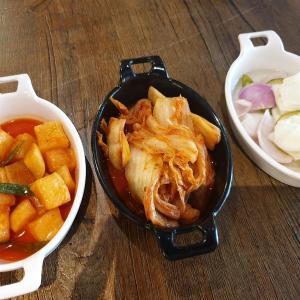 韓国人の友人に教えてもらった韓国料理2@チェンナイ