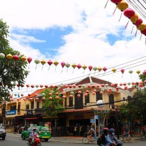ベトナム女子一人旅二泊三日⑥昼間のホイアン前編