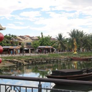 ベトナム女子一人旅二泊三日➆昼間のホイアン後編