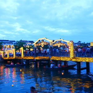 ベトナム女子一人旅二泊三日➇ホイアン・ランタン祭り前夜祭≪前編≫