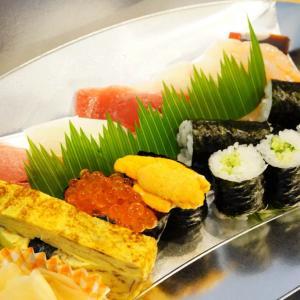 【つくばテイクアウト】萬年喜鮨(まねきすし)さんのお寿司を食べたら多幸感が半端なかった件。