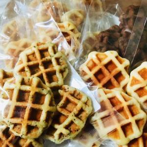 『菓子工房 シェリココ』さんに、常備おやつに最適なお得ワッフルを買いに行って来ました