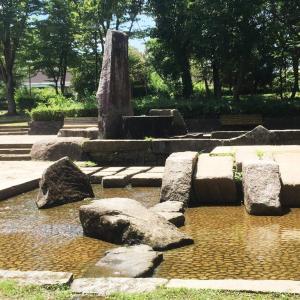 つくば市で小さい子供も水遊び出来る貴重な公園!『並木公園』で水遊びして来ました