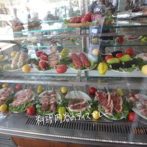 ウズベキスタン サマルカンドの昼食レストラン