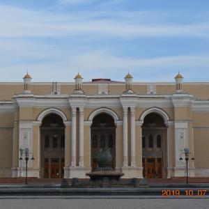 ウズベキスタン タシケント ナヴォイオペラバレエ劇場